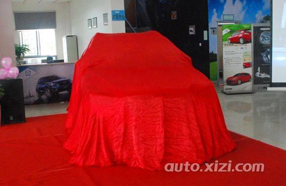 首搭创驰蓝天技术 马自达cx5正式登陆惠州高清图片