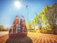 辉达起亚之—兄弟情汽车梦一直都在路上
