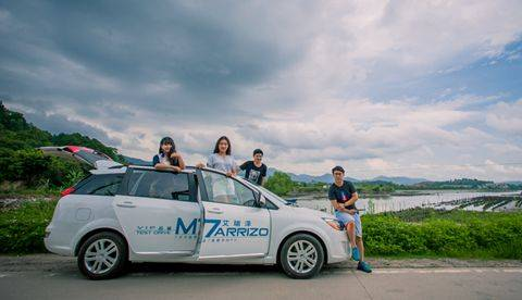 【车·生活】辉达奇瑞M7暴风雨追逐之旅