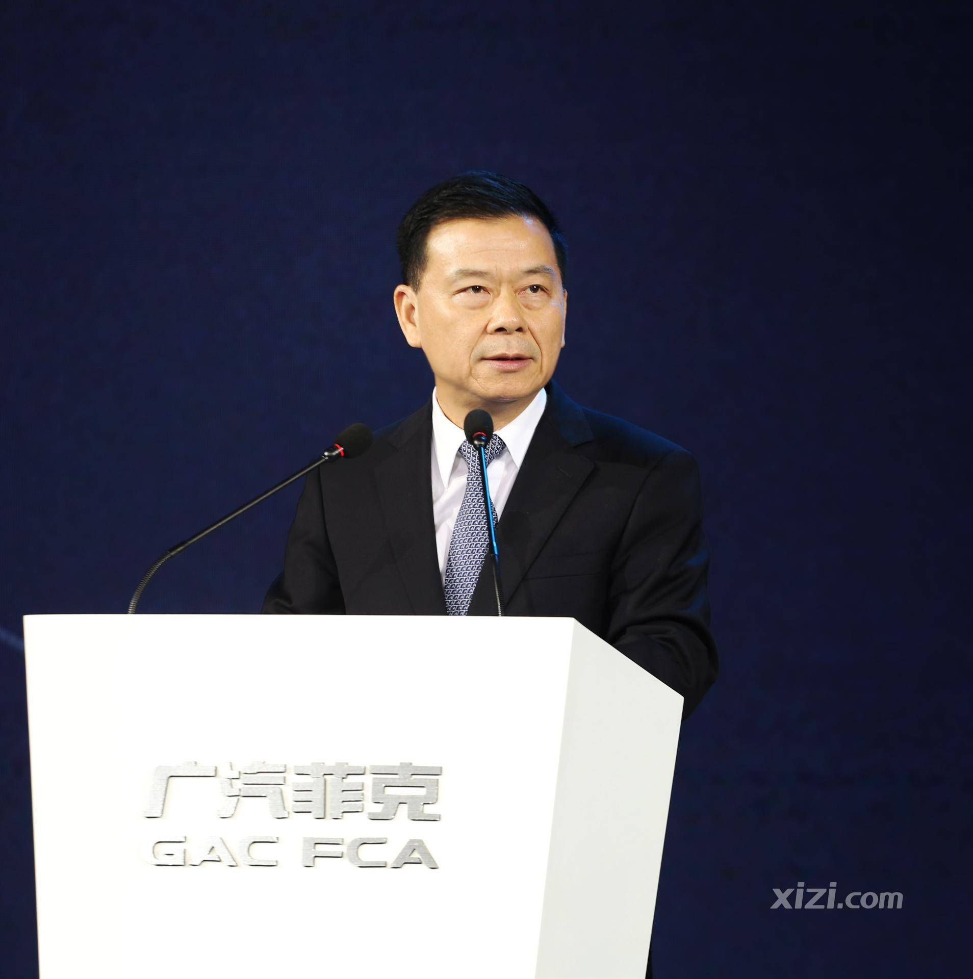 广汽菲亚特克莱斯勒汽车公司宣布成立 高清图片