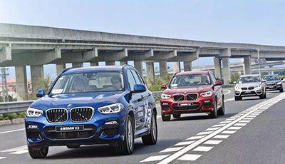 全新BMWX3產品及品牌體驗活動廣州站