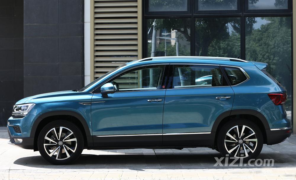 """20万级SUV标杆途岳上市,上汽大众缔造下一个SUV""""王朝"""""""