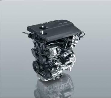 1.6T涡轮增压发动机