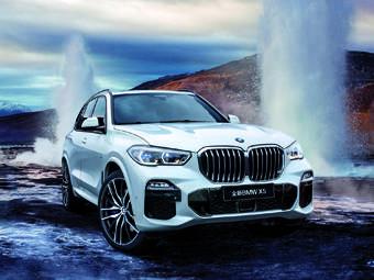 全新BMW X5 豪华前瞻再立新境
