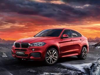 全新第三代BMW X6燃起创新与运动