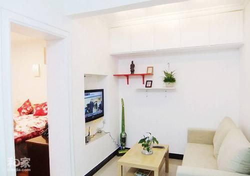 窄长条形客厅效果图图片 客厅吊顶装修效果图 客厅吊顶效