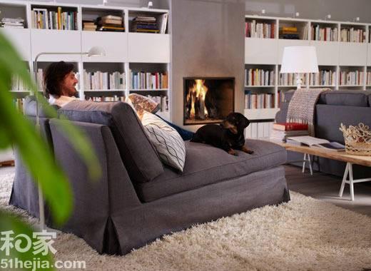 27款宜家风格客厅装修实例推荐