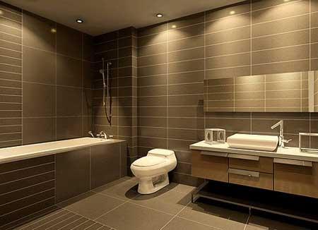 21组不同风格经典浴室 不同户型都能参考