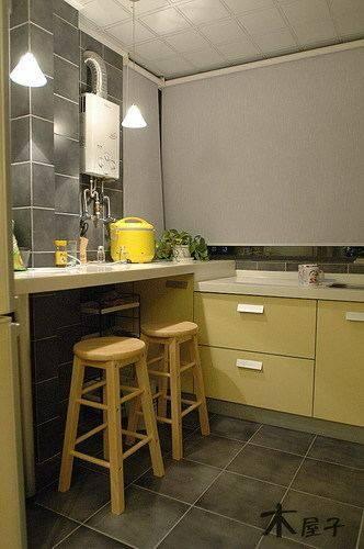 4个月装修两室两厅 晒95平现代简约小家