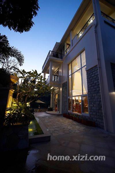 惠州知名设计师邓新广 东南亚风豪宅设计