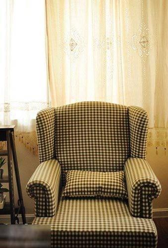 80后房屋装修风格 三室两厅田园特色风