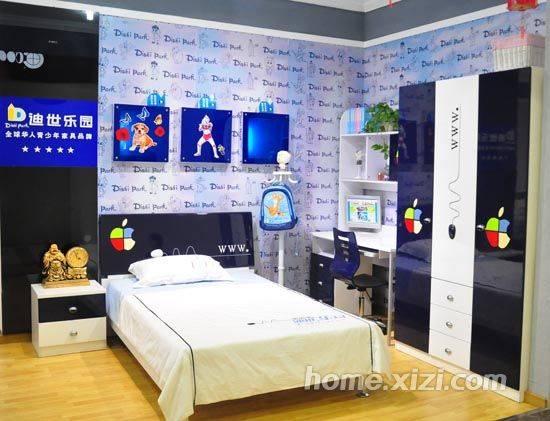 迪世乐园 个性儿童家具