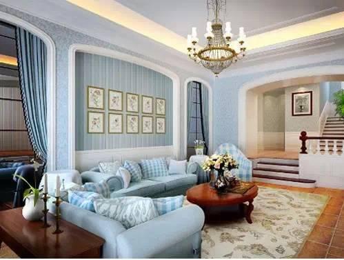 90平米装修效果图 小户型室内装修设计