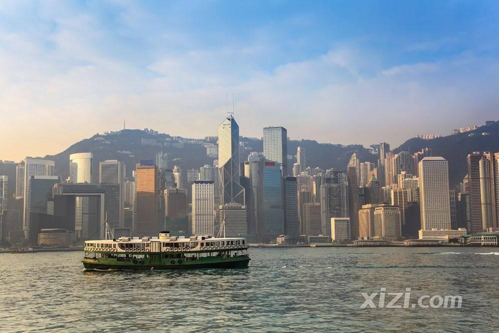香港观光一天游